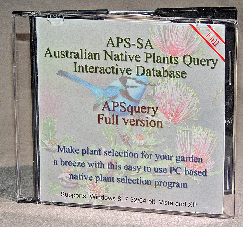 Photo of APSquery DVD product